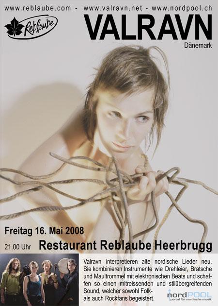 Valravn @ Reblaube Heerbrugg