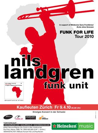 Wettbewerb Nils Landgren
