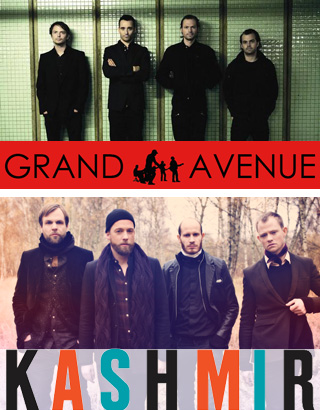 Wettbewerb Grand Avenue & Kashmir