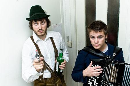 Polkabjørn & Kleine Heine
