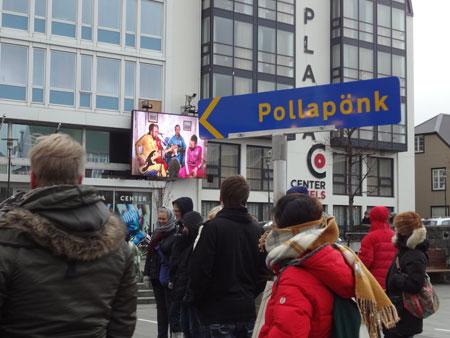 Pollapönk - Eldhús