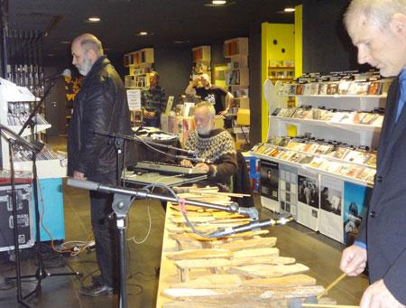 Steindor Andersen  - Hárpa 12 Tónar-store