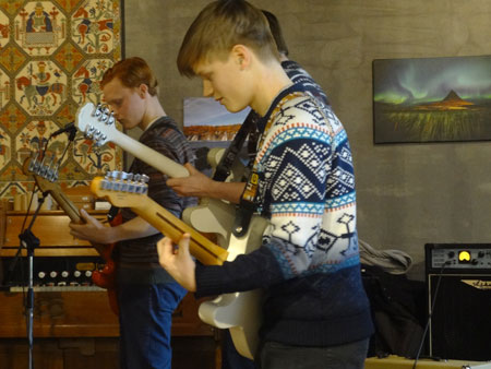 Munstur - &Þó - 31.10.2013